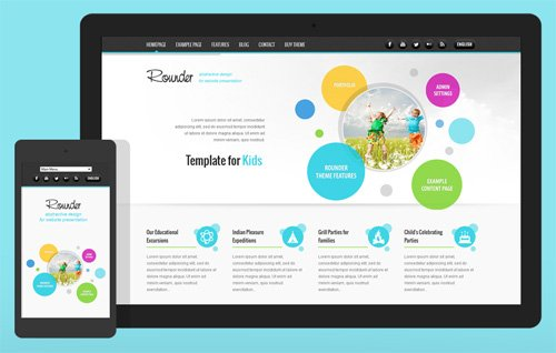 Ait-Themes - Rounder v1.38 - Sweet & Refreshing Effects WordPress Theme