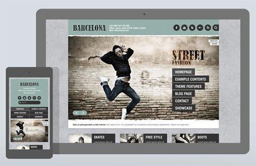 Ait-Themes - Barcelona v1.27 - Customizable Universal WordPress Theme