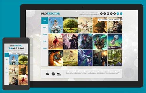 Ait-Themes - Prospector v1.38 - Unique Portfolio WordPress Theme