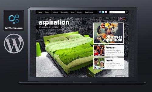Ait-Themes - Aspiration v1.28 - Amazing Corporate Portfolio WP Theme