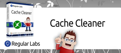 Cache Cleaner Pro v6.5.0 - Clean cache fast in Joomla
