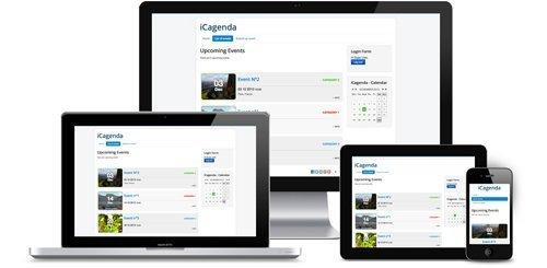 iCagenda Pro v3.7.8 - Events Manager For Joomla