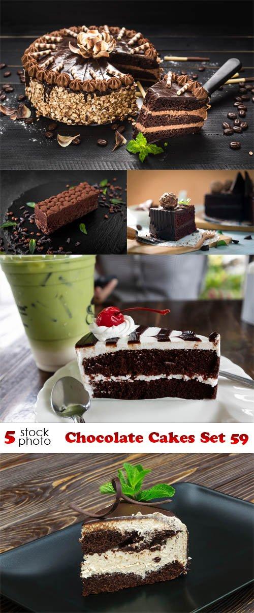 Photos - Chocolate Cakes Set 59
