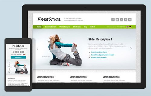 Ait-Themes - Freestyle v2.51 - Yoga WordPress Theme