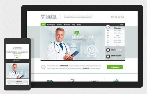 Ait-Themes - Doctor v1.38 - Medical WordPress Theme