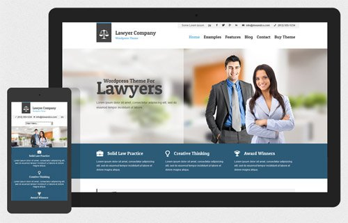 Ait-Themes - Lawyer v1.30 - Advocates WordPress Theme