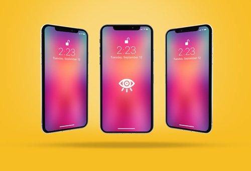 PSD Mock-Up - iPhone X 2019