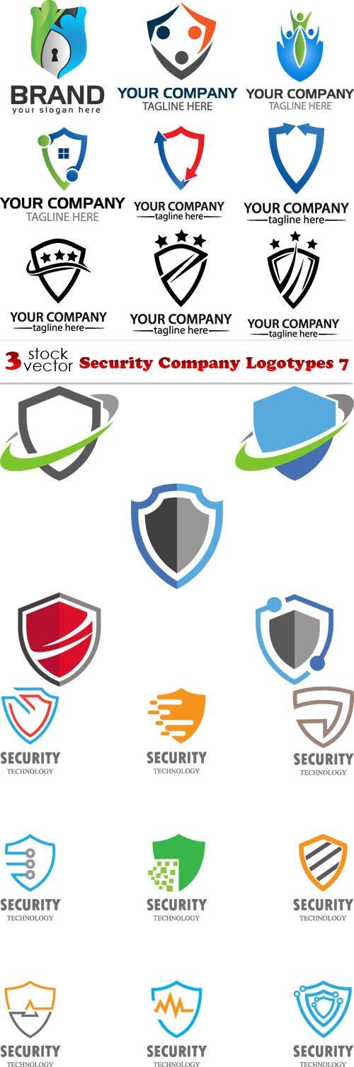 Vectors - Security Company Logotypes 7