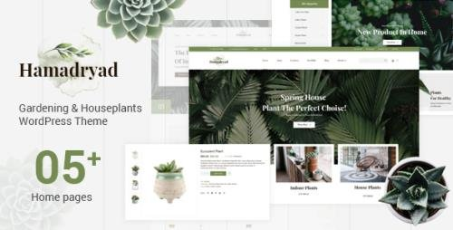 ThemeForest - Hamadriad v1.0 - Ecommerce PSD Template - 23131700