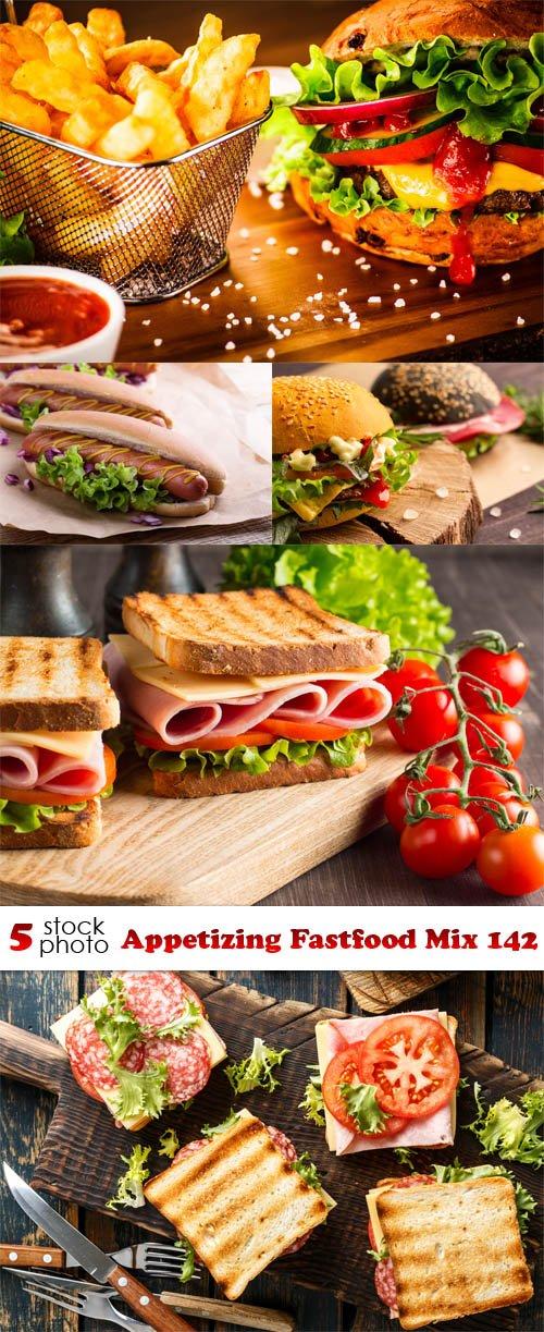 Photos - Appetizing Fastfood Mix 142