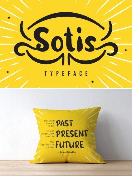 Sotis Font