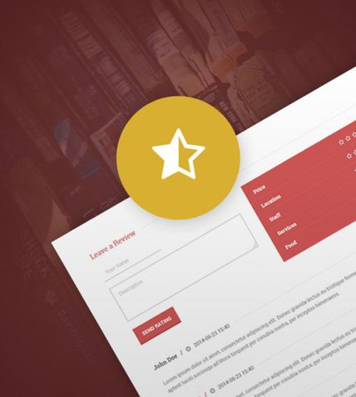 Ait-Themes - Item Reviews v2.2 - Reviews and Rating WordPress Plugin