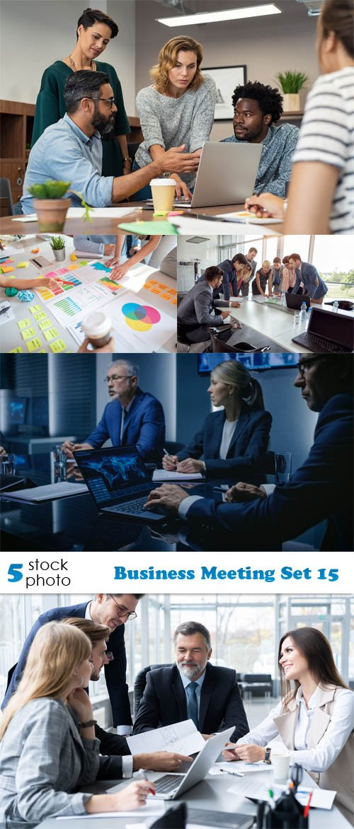 Photos - Business Meeting Set 15