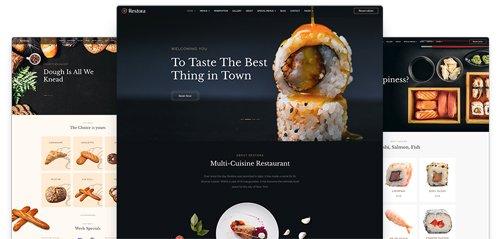 JoomShaper - Restora v1.0.0 - Joomla Restaurant Template