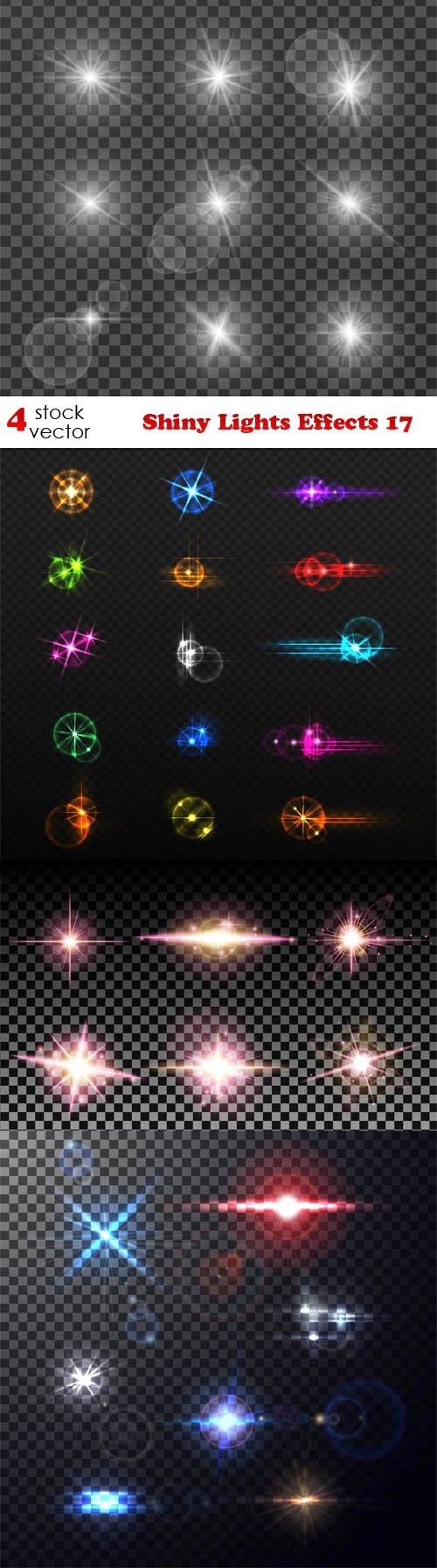 Vectors - Shiny Lights Effects 17
