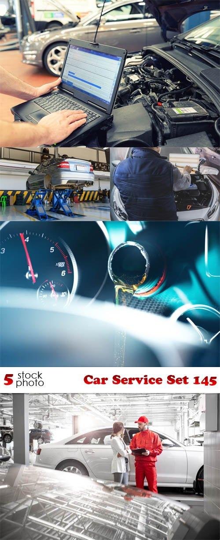 Photos - Car Service Set 145