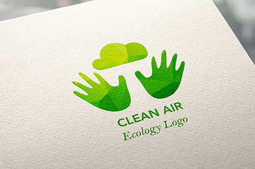 Ecology Clean Air Logo