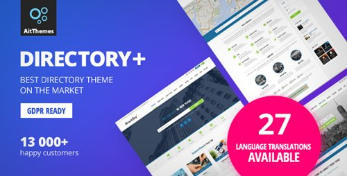 ThemeForest - Directory v2.55 - WordPress Theme - 3840053