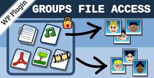 CodeCanyon - Groups File Access v1.6.4 - WordPress Plugin - 2228793