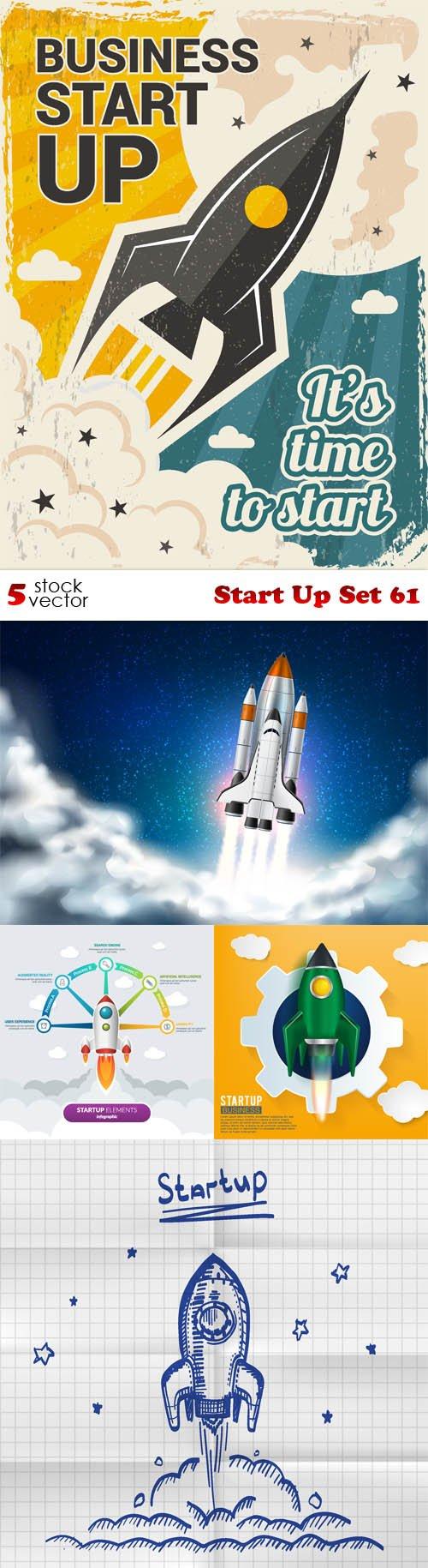 Vectors - Start Up Set 61