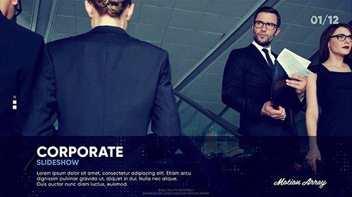 MA - Corporate Slideshow 140194