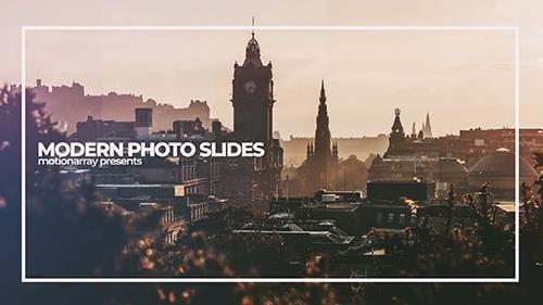 Modern Photo Slides 160059