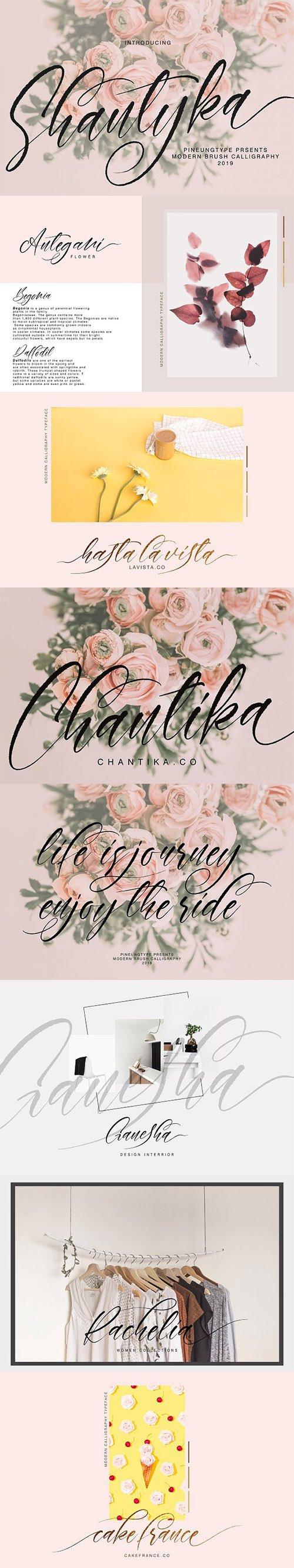 Shantyka Font 3359456