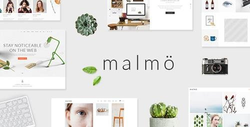 ThemeForest - Malmo v1.6 - A Charming Multi-concept Theme - 17947299