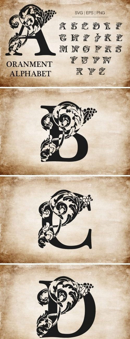 CM - Ampersand monogram