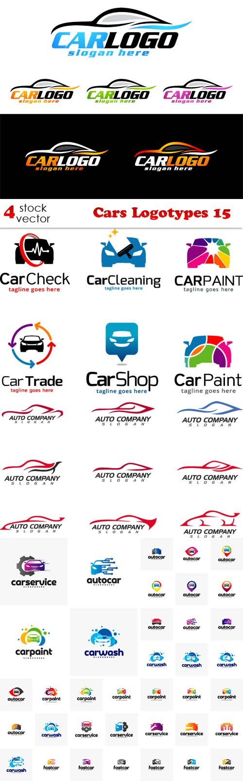 Vectors - Cars Logotypes 15