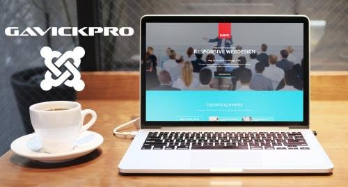 GavickPro - Event Manager v3.26 - Joomla Template For Conference, Seminars With Eventbrite Support