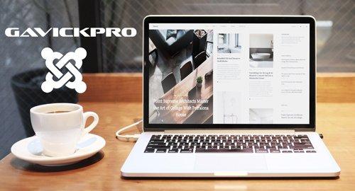 GavickPro - Decor v1.0.1 - Joomla Template