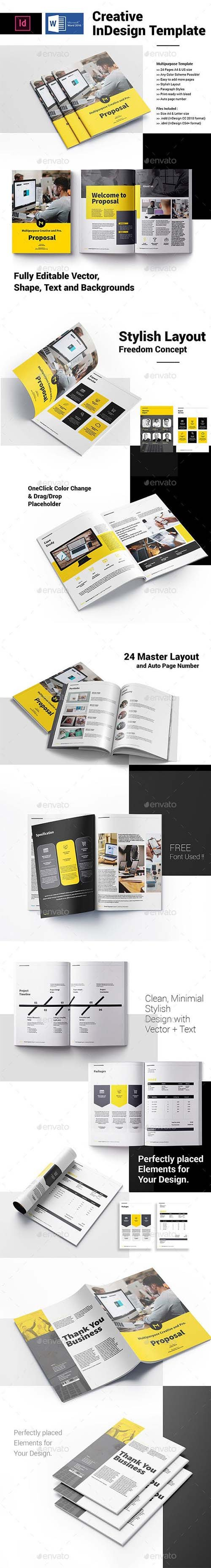 GraphicRiver - Brochure Template 22965142