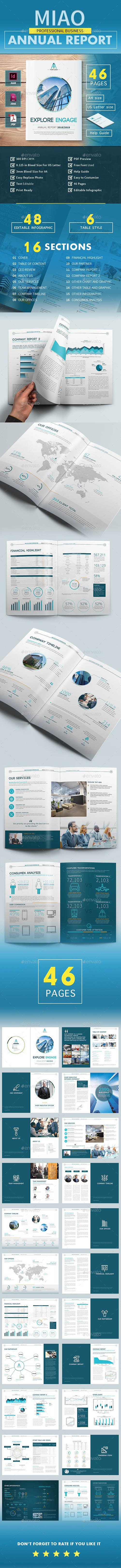 GraphicRiver - Annual Report - MIAO 22993865