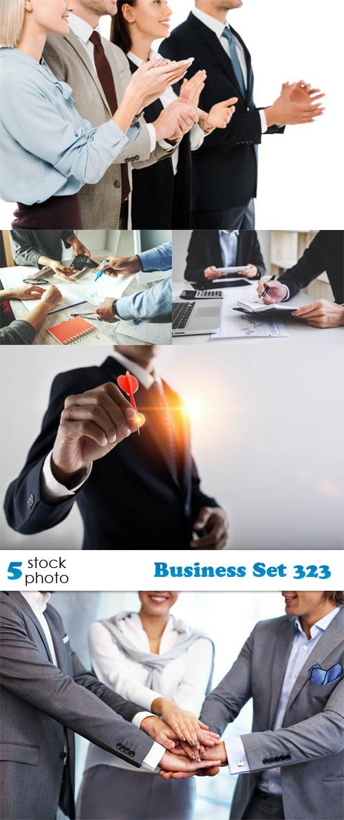 Photos - Business Set 323
