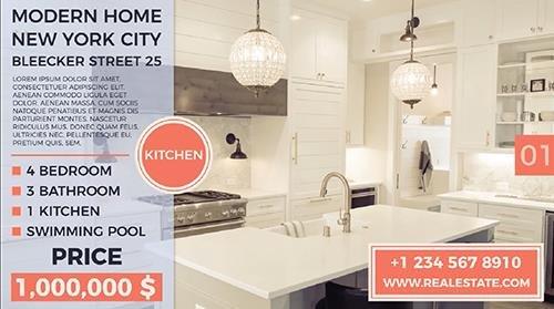Clean Estate Promo 163380