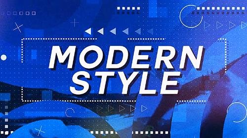 Modern Glitch Opener 160541