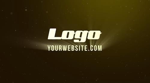Water Light Logo Reveal 163460
