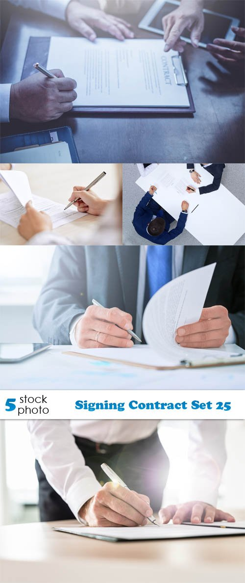 Photos - Signing Contract Set 25