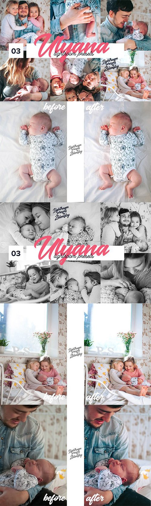 ULYANA Lightroom Presets by Zelensky 3379813