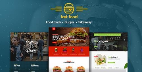 ThemeForest - Fast Food v1.0.6 - WordPress Fast Food Theme - 19535359