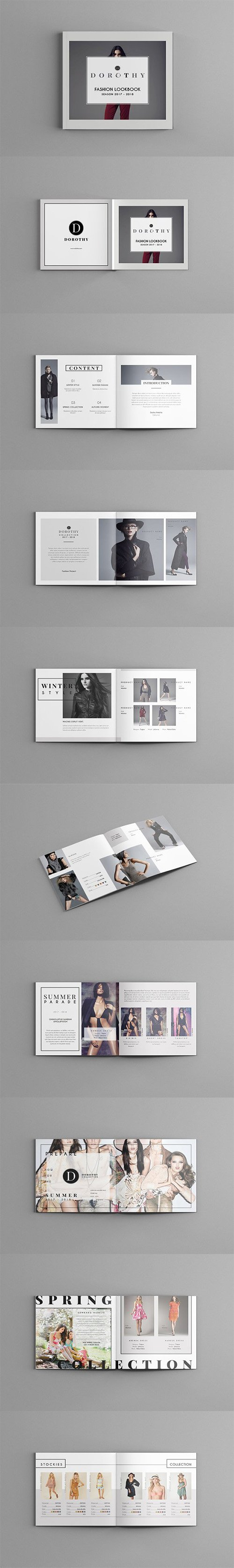 Dorothy - Square Fashion Brochure 3388826