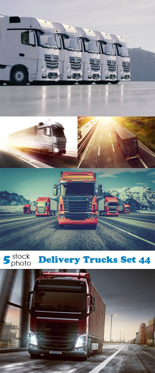 Photos - Delivery Trucks Set 44