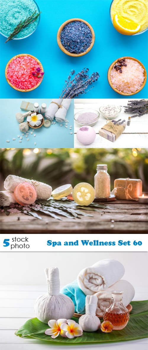 Photos - Spa and Wellness Set 60