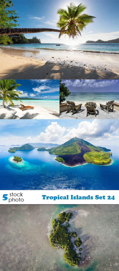 Photos - Tropical Islands Set 24