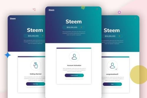 Steem - 10 Email Newsletter
