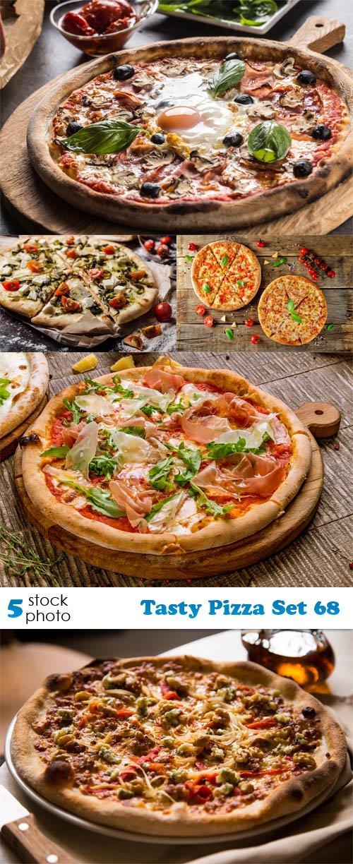 Photos - Tasty Pizza Set 68