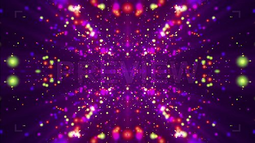 MA - Psychedelic Particles Background 134446