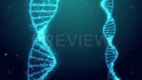 MA - DNA Helix Rotation Background 134330