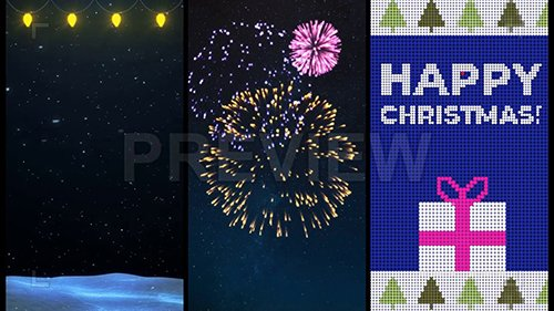 MA - Holiday Animated Backgrounds 144374
